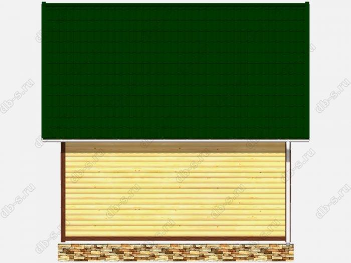 Строительство каркасных бань 6х6