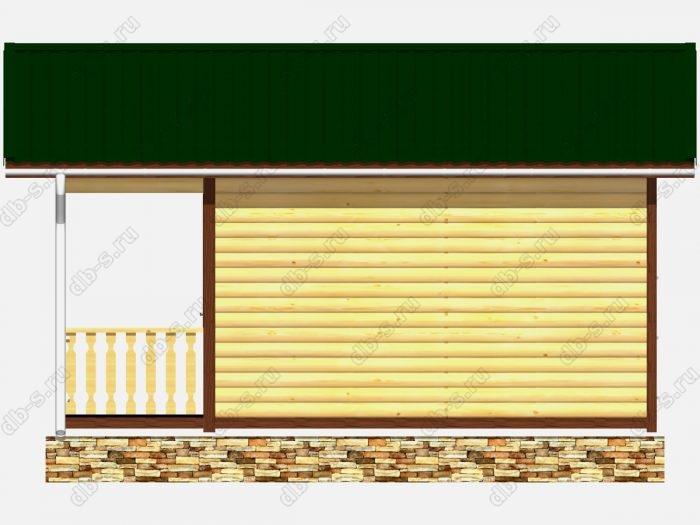 Строительство каркасных бань 6х4