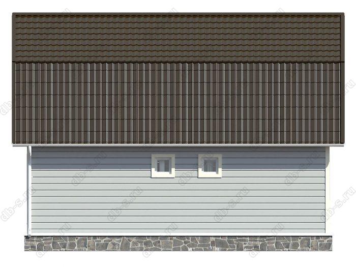 Строительство каркасных домов 9х7 под ключ