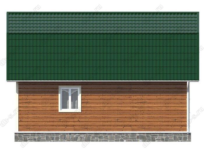 Каркасный дом 6х9 ломаная крыша вальмовая крыша