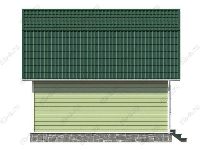 Строительство каркасных домов 6х7 под ключ