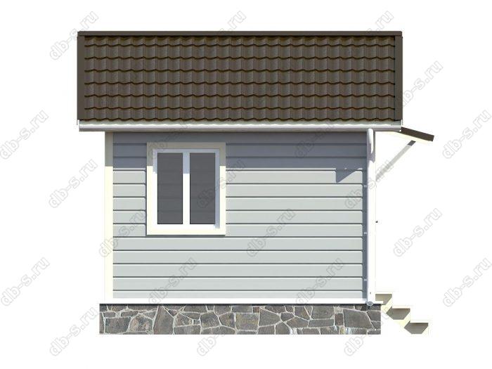 Строительство каркасных домов 4х4 под ключ