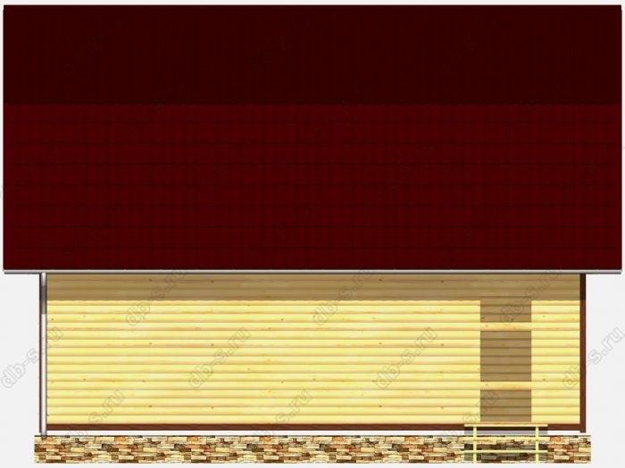 Сруб дома 9х9 ломаная крыша вальмовая крыша