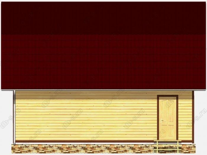 Дом из бруса 9х9 ломаная крыша вальмовая крыша