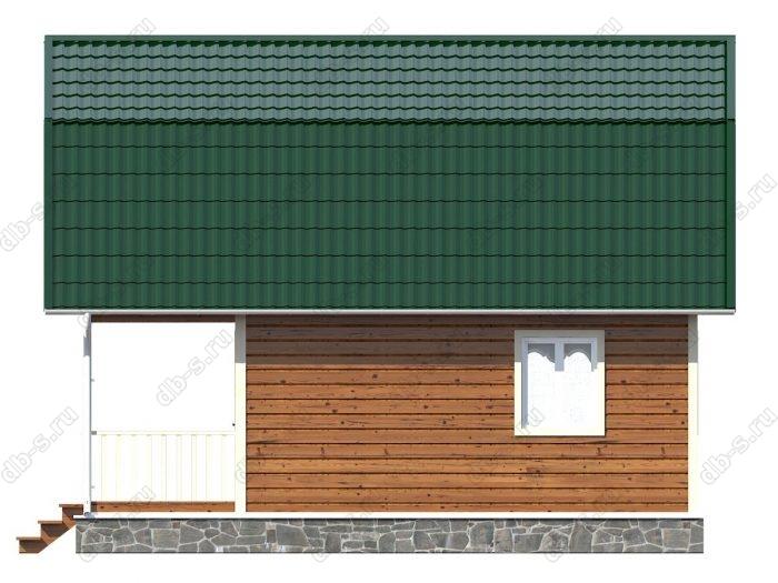 Строительство каркасных домов 6х8 под ключ