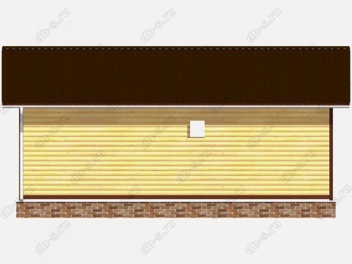 Деревянный сруб 7.5х9 под усадку