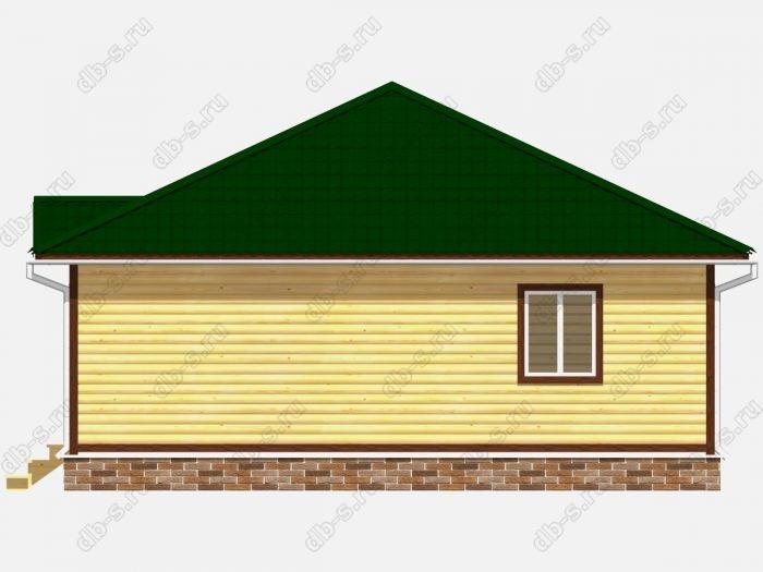 Строительство домов под ключ 9х11 из профилированного бруса