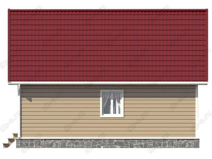 Строительство каркасных домов 9х7.5 под ключ