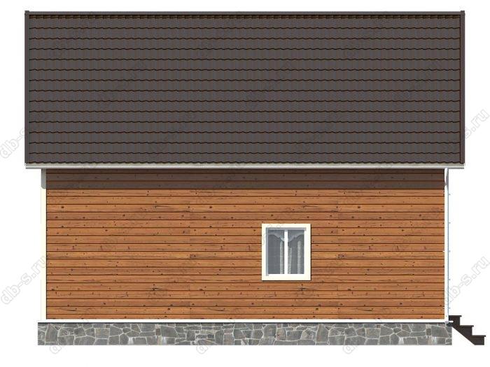 Строительство каркасных домов 8х10 под ключ