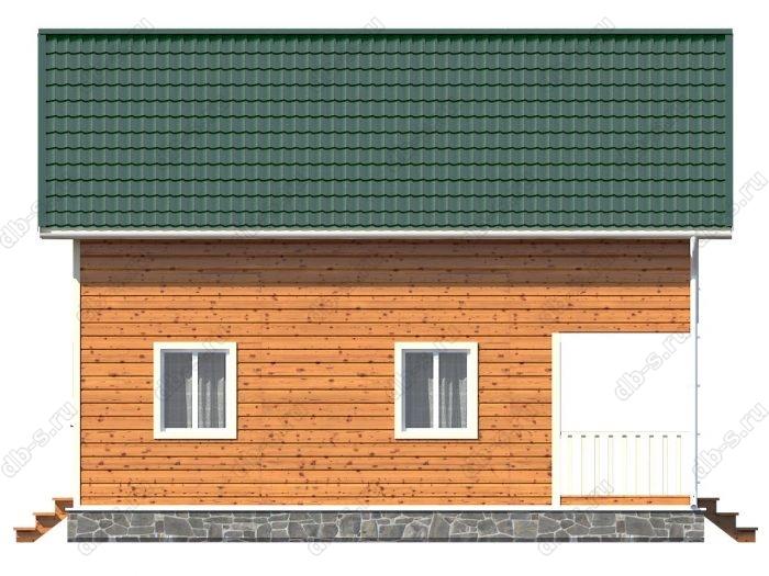 Строительство каркасных домов 7х9 под ключ