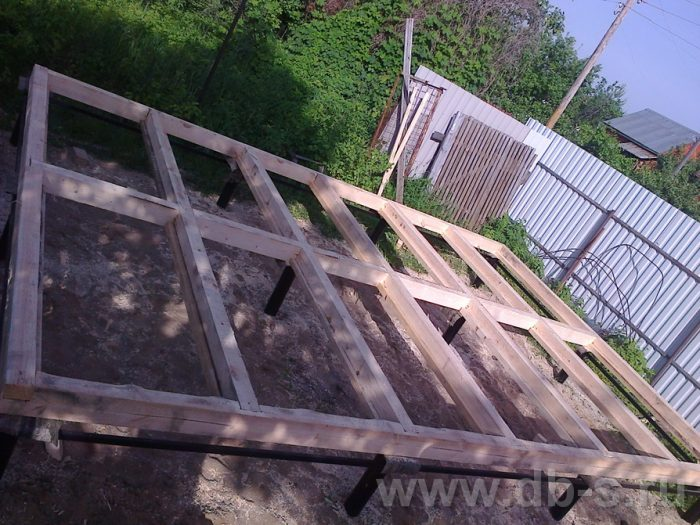 Строительство одноэтажной бани из бруса 6 на 4 Рыбинск, Ярославская область фото 3