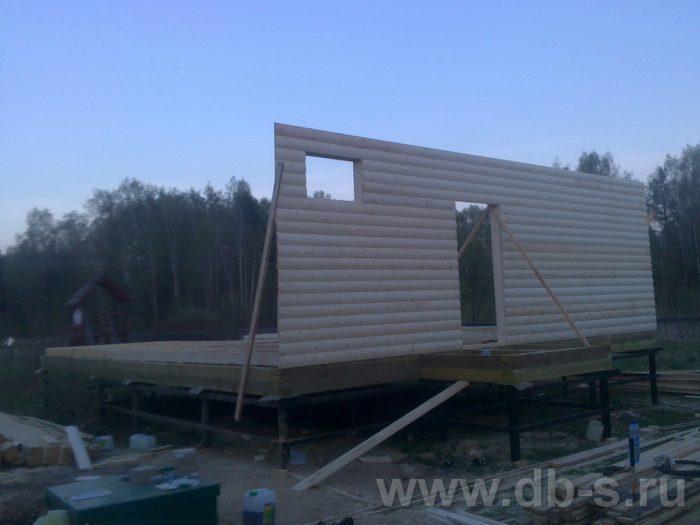 Строительство двухэтажного каркасного дома 10 на 8 Петушки, Владимирская область фото 6