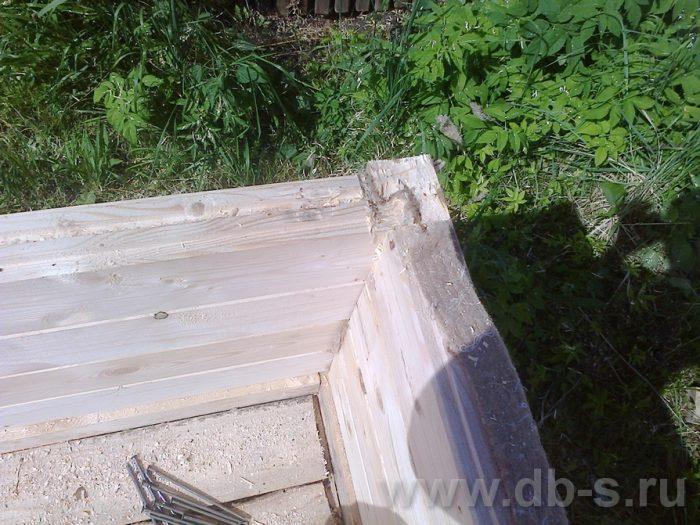 Строительство одноэтажной бани из бруса 6 на 4 Рыбинск, Ярославская область фото 6