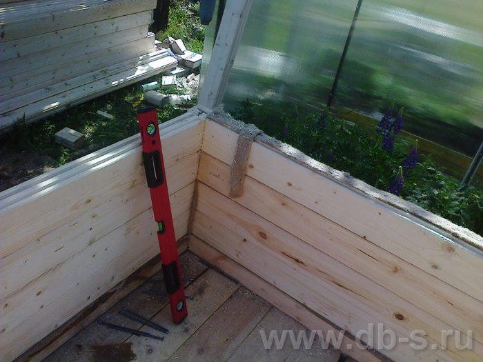 Строительство одноэтажной бани из бруса 6 на 4 Рыбинск, Ярославская область фото 8