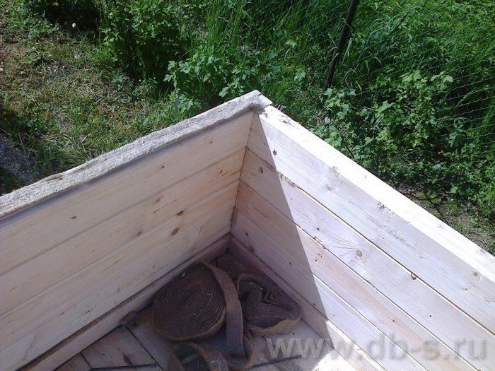 Строительство одноэтажной бани из бруса 6 на 4 Рыбинск, Ярославская область фото 9