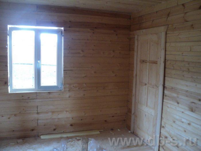 Строительство двухэтажного дома из бруса 8 на 8 Коломна, Московская область фото 9