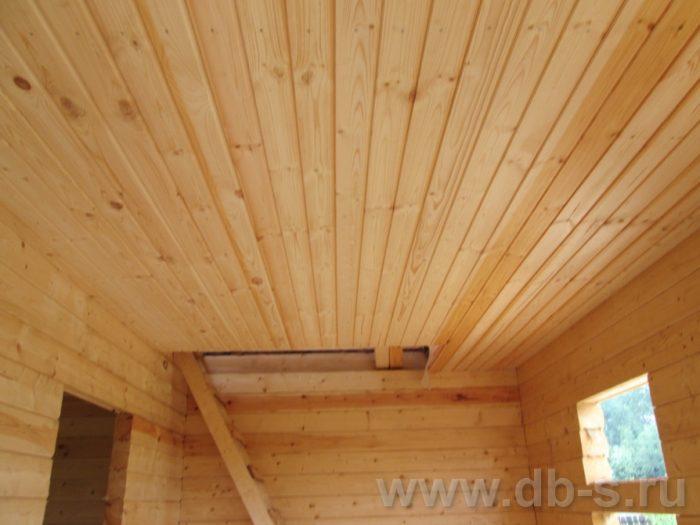 Строительство дома из бруса с мансардой 6 на 5 Гаврилов-Ям, Ярославская область фото 16
