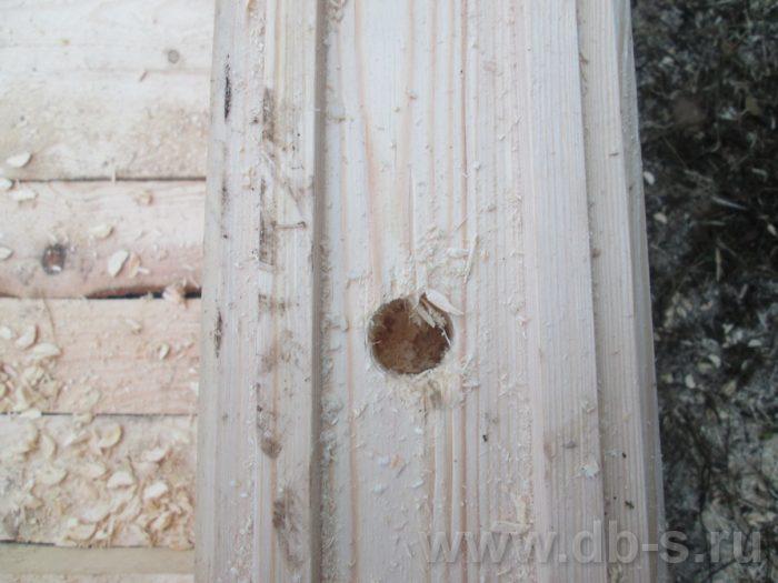 Строительство одноэтажной бани из бруса 6 на 4 Чехов, Московская область фото 8