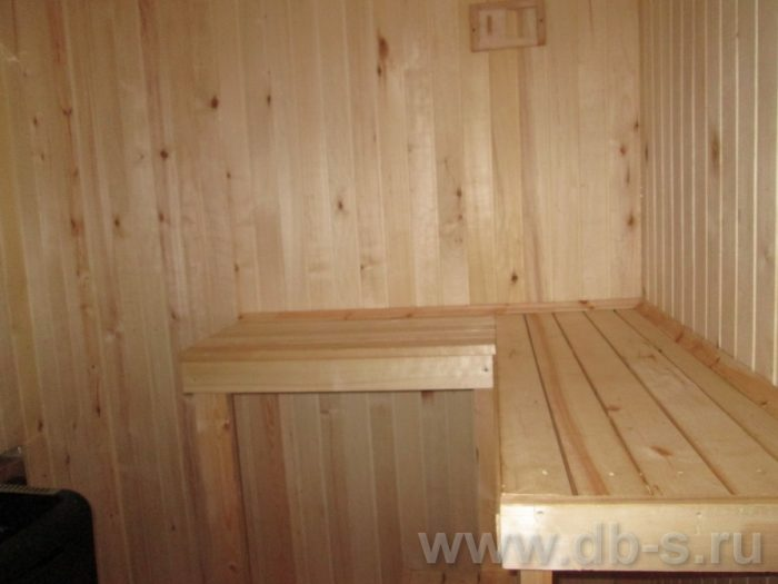 Строительство одноэтажной бани из бруса 6 на 4 Люберцы, Московская область фото 12
