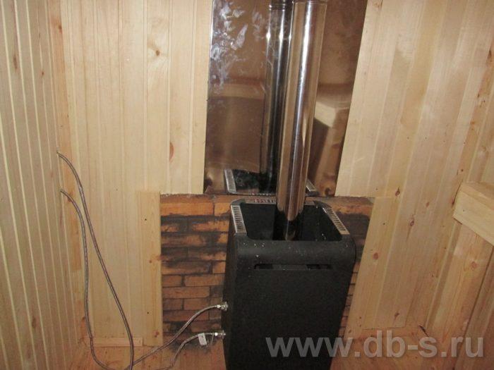 Строительство одноэтажной бани из бруса 6 на 4 Люберцы, Московская область фото 13