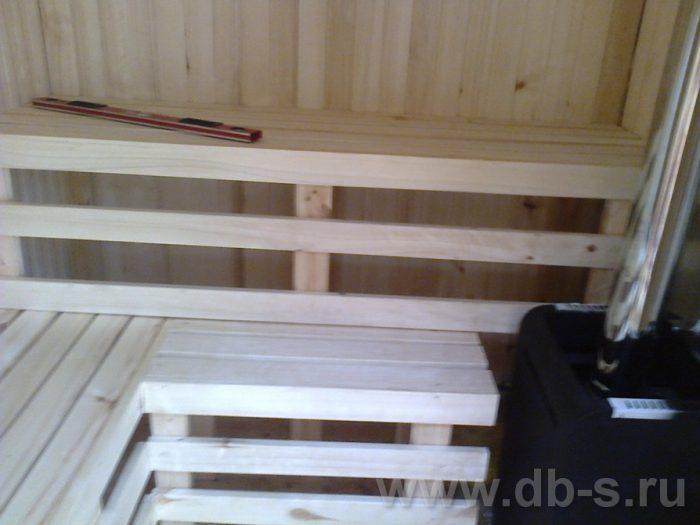 Строительство одноэтажной бани из бруса 6 на 4 Рыбинск, Ярославская область фото 11