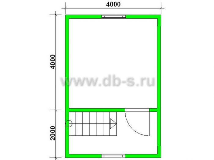 Строительство каркасного дома с мансардой 6 на 6 Электросталь, Московская область фото 5