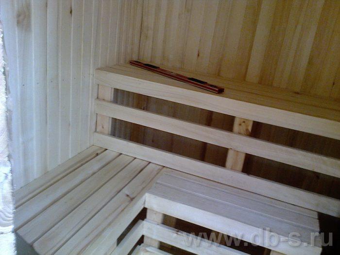 Строительство одноэтажной бани из бруса 6 на 4 Рыбинск, Ярославская область фото 12