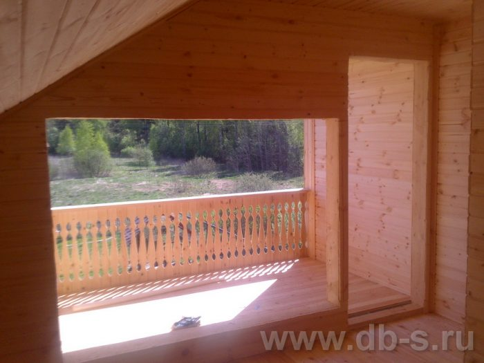 Строительство двухэтажного каркасного дома 10 на 8 Петушки, Владимирская область фото 25