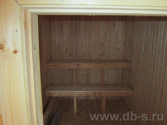 Строительство одноэтажной бани из бруса 6 на 6 Волосово, Ленинградская область фото 2