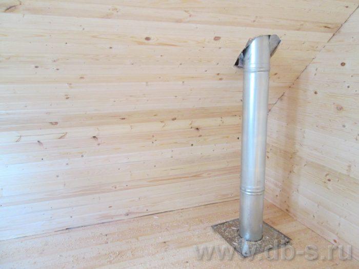 Строительство бани из бруса с мансардой 6 на 4 Балашиха, Московская область фото 16