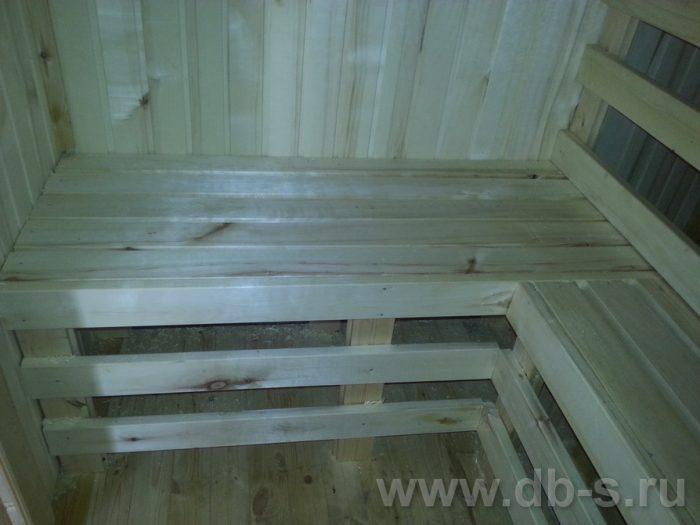 Строительство одноэтажной бани из бруса 6 на 4 Рыбинск, Ярославская область фото 15