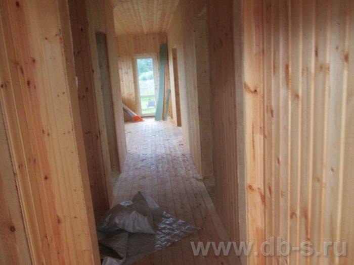 Строительство двухэтажного каркасного дома 10 на 8 Петушки, Владимирская область фото 36