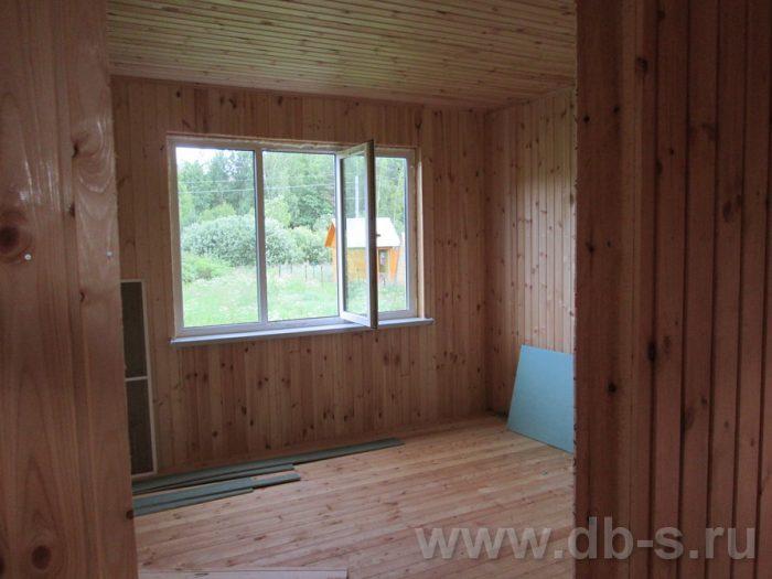 Строительство двухэтажного каркасного дома 10 на 8 Петушки, Владимирская область фото 37