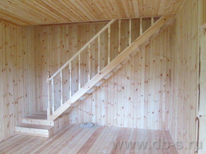 Строительство двухэтажного каркасного дома 10 на 8 Петушки, Владимирская область фото 40