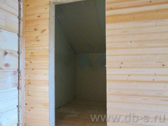 Строительство двухэтажного каркасного дома 10 на 8 Петушки, Владимирская область фото 45