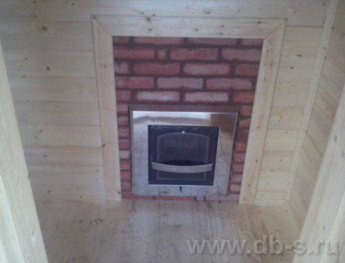 Строительство одноэтажной бани из бруса 6 на 4 Жуковский, Московская область фото 5