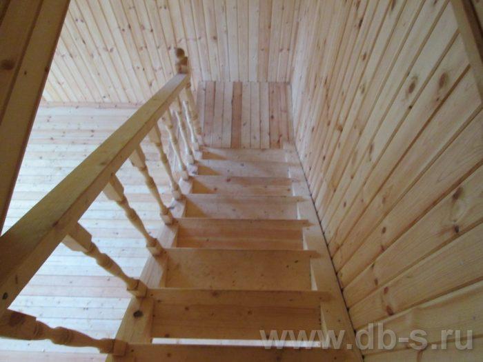 Строительство двухэтажного каркасного дома 10 на 8 Петушки, Владимирская область фото 46