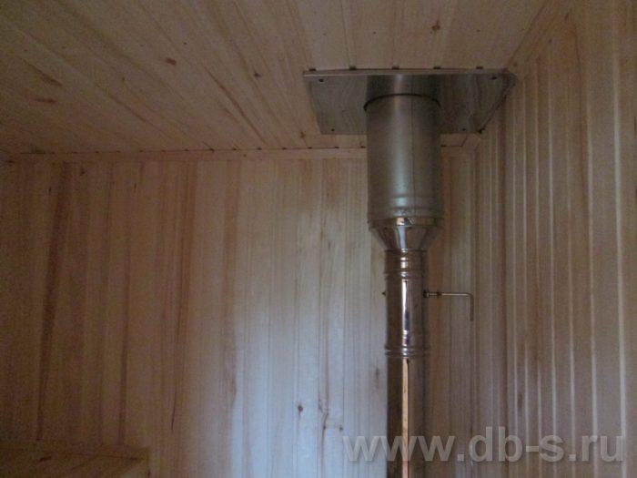 Строительство бани из бруса с мансардой 6 на 4 Балашиха, Московская область фото 30