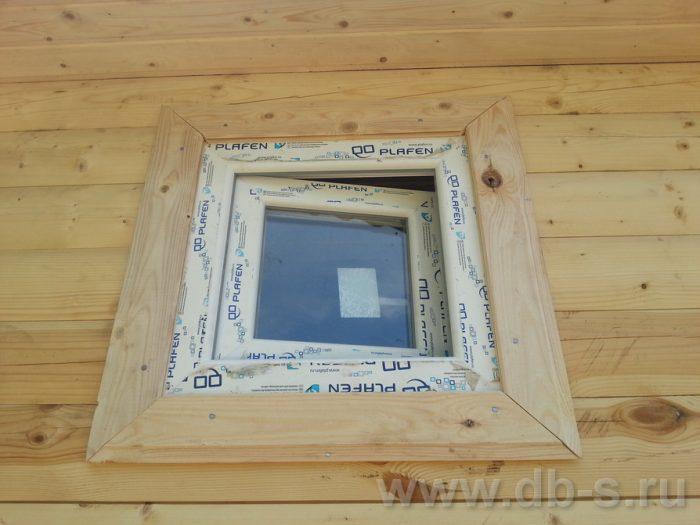 Строительство одноэтажной бани из бруса 6 на 4 Рыбинск, Ярославская область фото 22