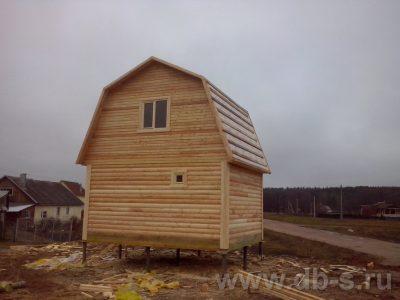 Строительство дома 6х5 г. Фрязино