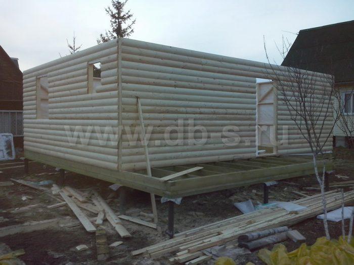 Строительство каркасного дома с мансардой 6 на 8 Апрелевка, Московская область фото 3