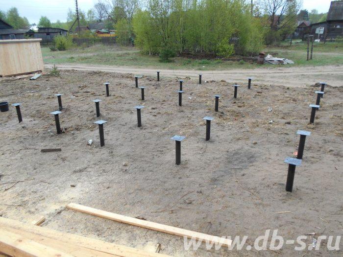 Строительство двухэтажного каркасного дома 8 на 8 Лодейное Поле, Ленинградская область фото 3