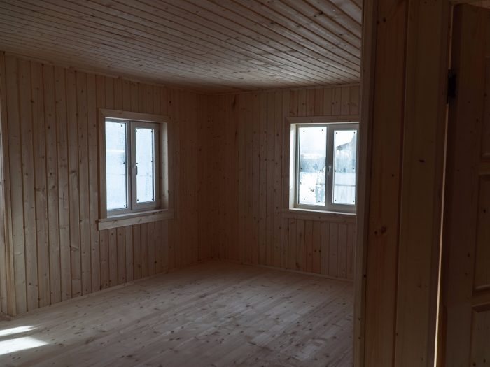 Строительство двухэтажного каркасного дома 8 на 10 Ногинск, Московская область фото 3