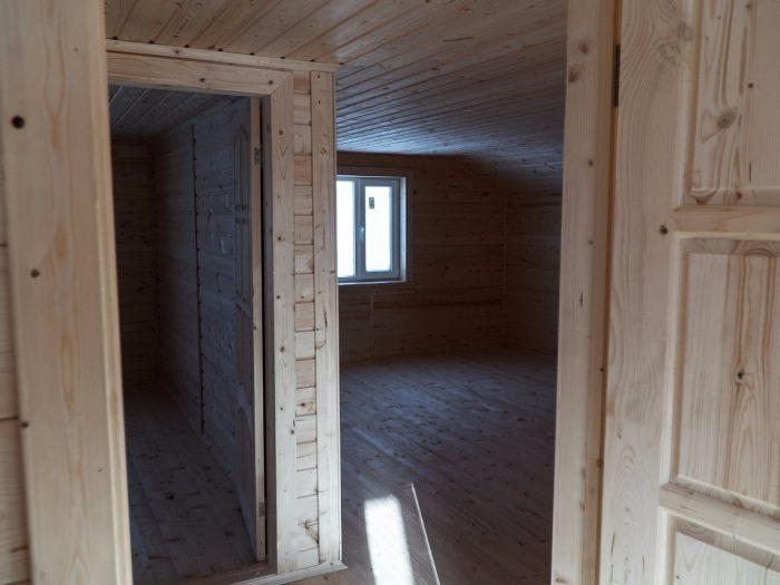 Строительство двухэтажного каркасного дома 8 на 10 Ногинск, Московская область фото 4