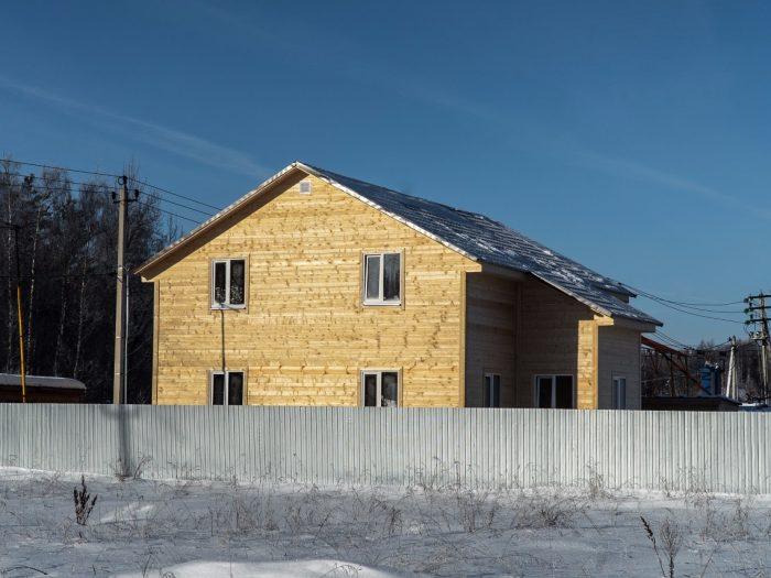 Строительство двухэтажного каркасного дома 8 на 10 Ногинск, Московская область фото 5