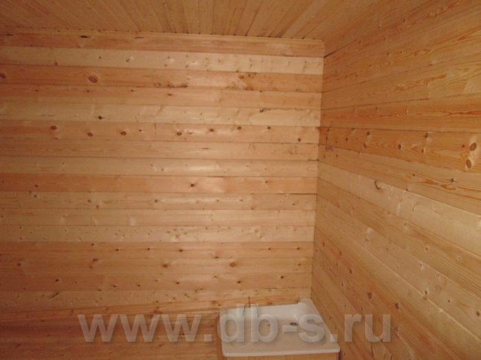 Строительство бани из бруса с мансардой 6 на 6 Гатчина, Ленинградская область фото 2