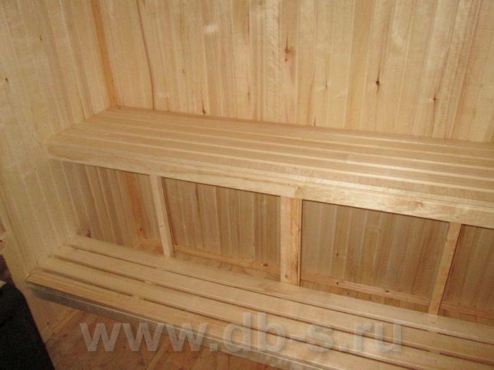 Строительство бани из бруса с мансардой 6 на 6 Гатчина, Ленинградская область фото 4