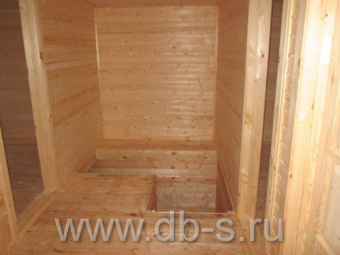 Строительство дома из бруса с мансардой 9 на 7 Новомосковск, Тульская область фото 8