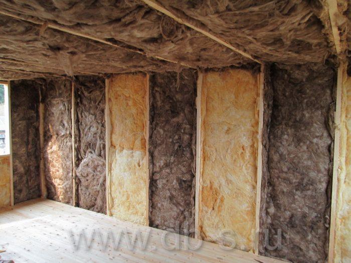 Строительство дома из бруса с мансардой 6 на 6 Кимры, Тверская область фото 17