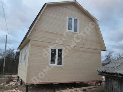Строительство дома 5х6 с. Барятино